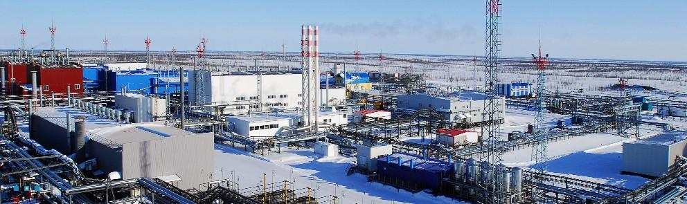 Обустройство месторождений нефти и газа